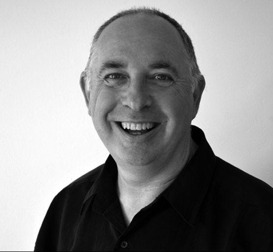 Steve Hart, radio presenter.